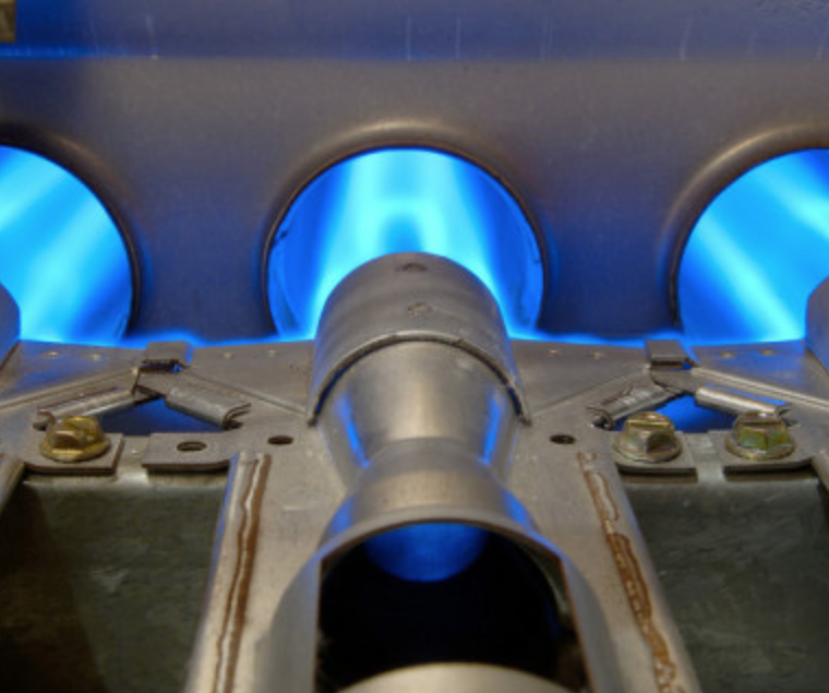 Furnace burner cleaning