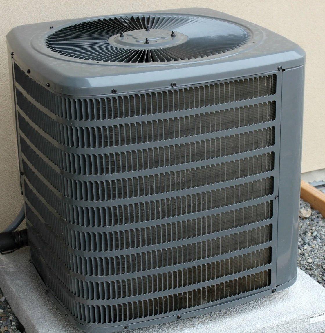 Air conditioning condensor